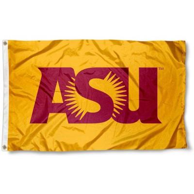 NCAA Arizona State Sun Devils Flag  1