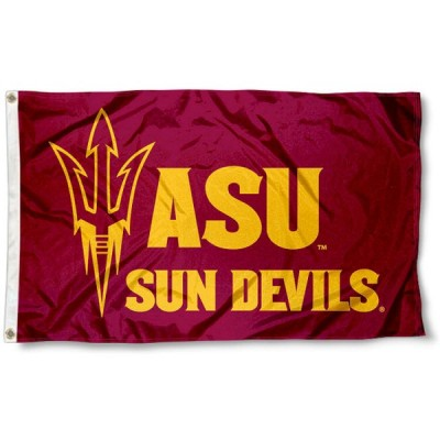 NCAA Arizona State Sun Devils Flag   2