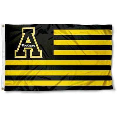 NCAA Appalachian State Flag   2