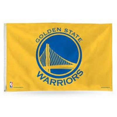 NBA Golden State Warriors Team Flag   3