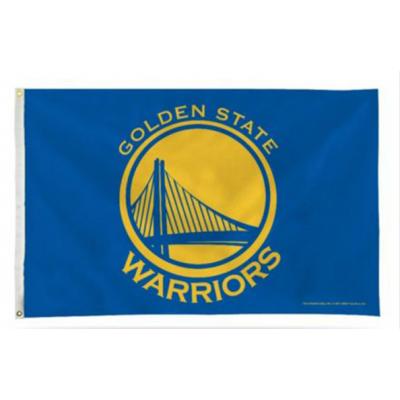 NBA Golden State Warriors Team Flag 2