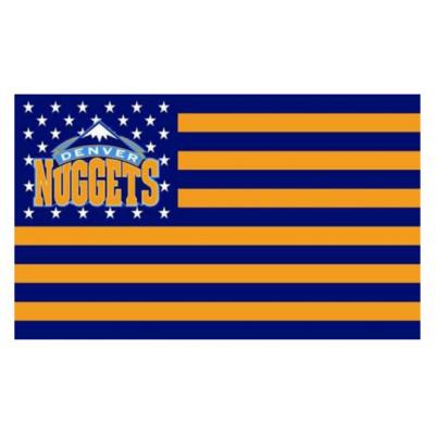 NBA Denver Nuggets Team Flag 2