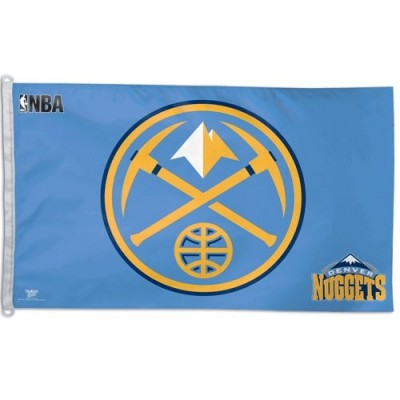 NBA Denver Nuggets Team Flag   1