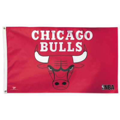 NBA Chicago Bulls Team Flag   2