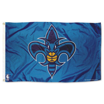 NBA Charlotte Hornets Team Flag   2