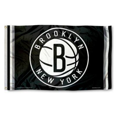 NBA Brooklyn Nets Team Flag 3