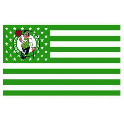 NBA Boston CelticsTeam Flag 1