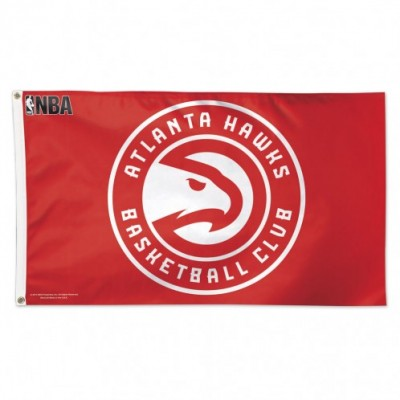 NBA Atlanta Hawks Team Flag   5