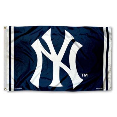 MLB New York Yankees Team Flag   2