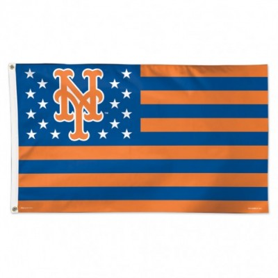 MLB New York Mets Team Flag 4