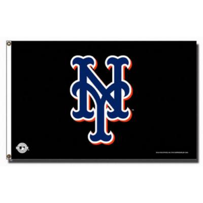 MLB New York Mets Team Flag   3