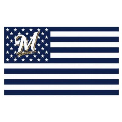MLB Milwaukee Brewers Team Flag 1