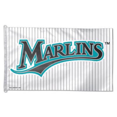MLB Miami Marlins Team Flag   3