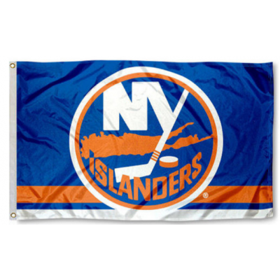 NHL New York Islanders Team Flag   1