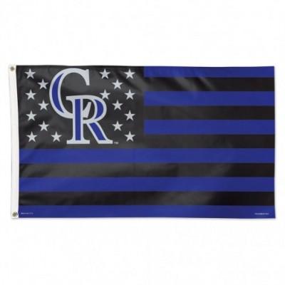 MLB Colorado Rockies Team Flag   1