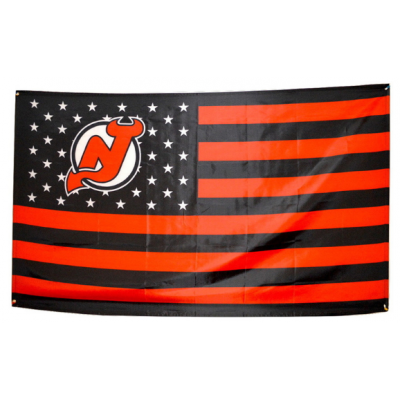 NHL New Jersey Devils Team Flag 2