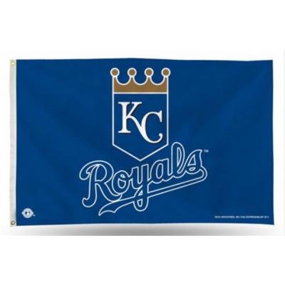 MLB Kansas City Royals Team Flag 3
