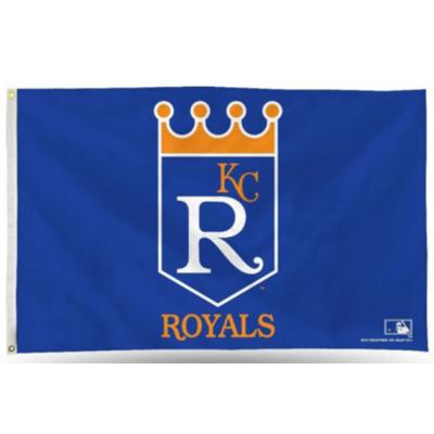 MLB Kansas City Royals Team Flag   2