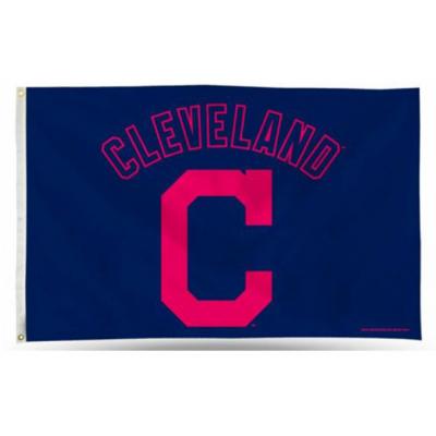 MLB Cleveland Indians Team Flag 2