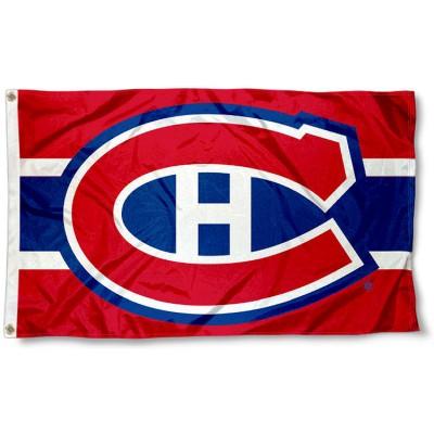 NHL Montréal Canadiens Team Flag