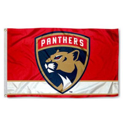 NHL Florida Panthers Team Flag 2