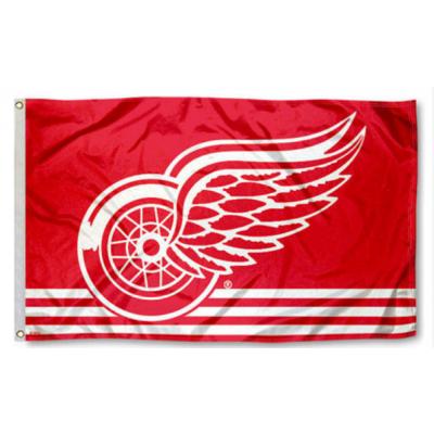 NHL Detroit Red Wings Team Flag 2
