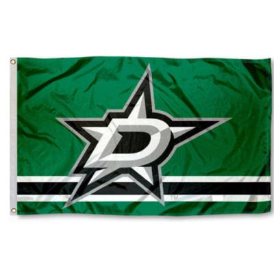 NHL Dallas Stars Team Flag 2