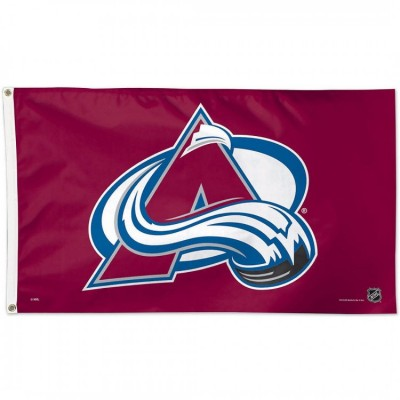 NHL Colorado Avalanche Team Flag 1