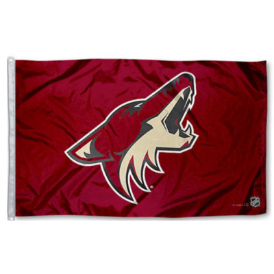 NHL Arizona Coyotes Team Flag 2