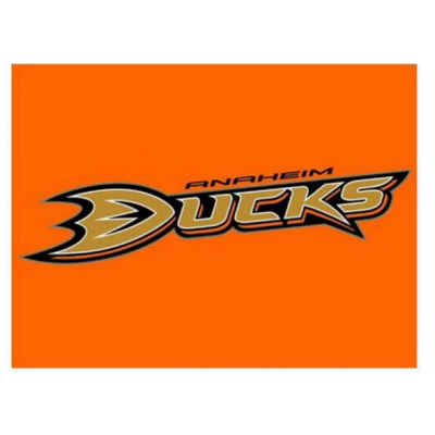 NHL Anaheim Ducks Team Flag 3