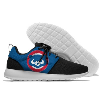 MLB Chicago Cubs Roshe Style Lightweight Running Shoes   2
