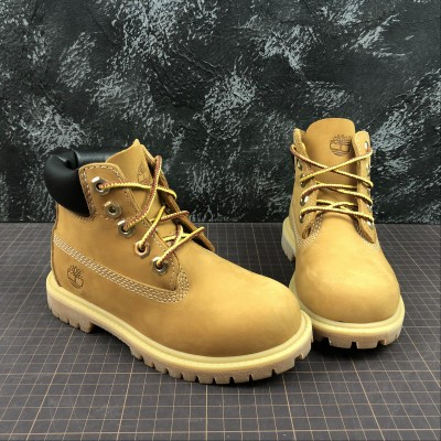 Timberland X Mastermind Japan Brown Youth Boot