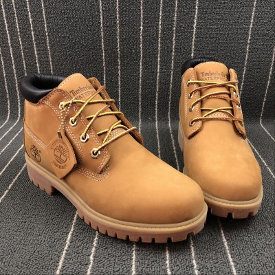 Timberland Waterproof Brown Middle Boot