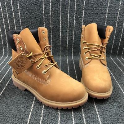 Timberland Waterproof Brown High Boot