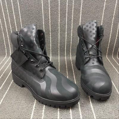 Timberland Supreme Waterproof Black Boot