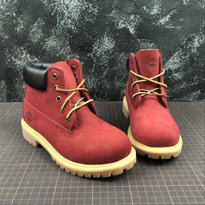 Timberland Red Youth Boot