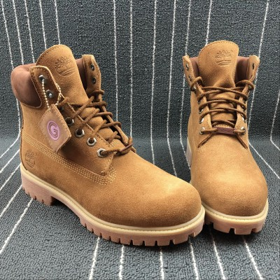 Timberland Leather Brown Boot 2