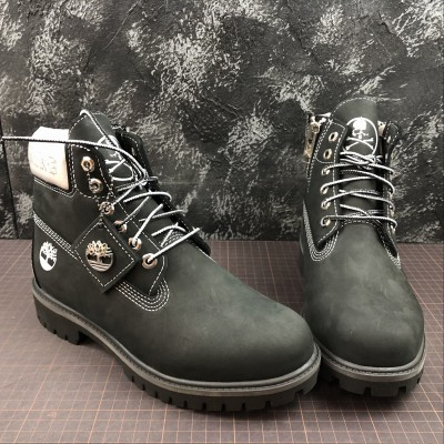 Timberland X Mastermind Japan Black Boot