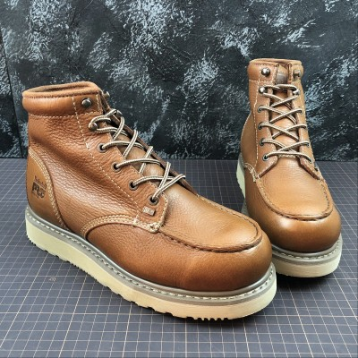 Timberland Leather Brown Boot  1