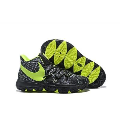 "Nike Kyrie 5 ""Celtics"" PE Black Green Shoes"