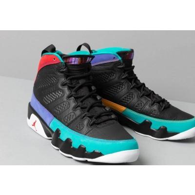 "Air Jordan 9 ""Dream It, Do It"" Black Shoes"