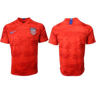 2019-20 USA Away Thailand Soccer Men Jersey