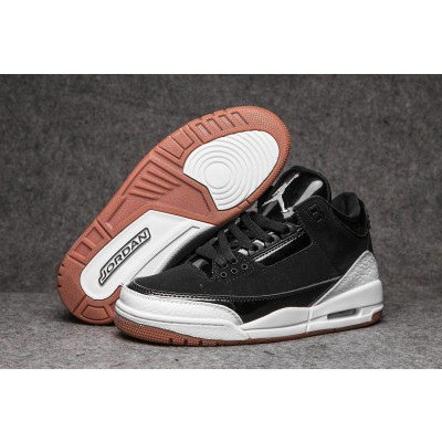 Air Jordan 3 III Retro Black Shoes
