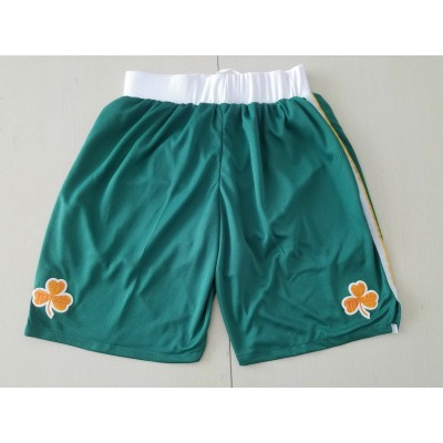 NBA Celtics Earned Edition Green Shorts