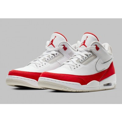"Air Jordan 3 Tinker ""University Red"" Shoes"