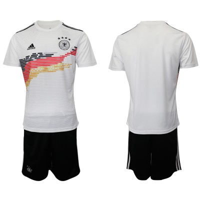 2019-20 Germany Home Soccer Men Jersey