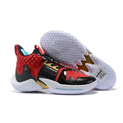 "Russell Westbrook Jordan ""Why Not?"" Zer0.2 ""Chinese New Year"" Shoes"