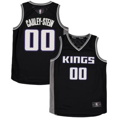 NBA Kings 00 Willie Cauley-Stein Black Nike Men Jersey