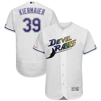 MLB Rays 39 Kevin Kiermaier Turn Back The Clock 150th FlexBase Men Jersey