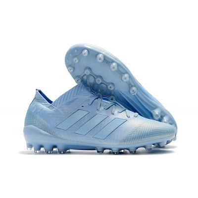 adidas Nemeziz Messi 18.1 AG light blue